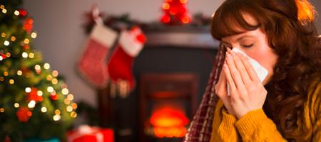 Bild: Immunsystem im Weihnachtsstress