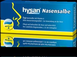 hysan® Nasensalbe Packung