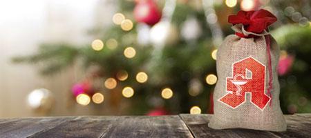 Weihnachten steht vor der Tür. Sie haben alle Geschenke besorgt, Einkaufslisten abgearbeitet und Ihr Festtagsmenü steht auch.Jetzt fehlt nur noch eine Kleinigkeit, damit Sie die Feiertage sorgenfrei überstehen. Rüsten Sie noch einmal Ihre Hausapotheke auf, denn gerade über Weihnachten sollten Sie auf alle Eventualitäten vorbereitet sein.